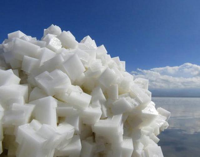 Không chỉ là hồ muối lớn nhất Trung Quốc, nơi này còn có phong cảnh đẹp đến nghẹt thở - 7