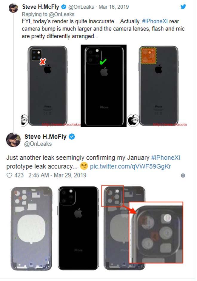 iPhone XI 2019: Tất tật các thông tin liên quan, giá và ngày ra mắt - 8
