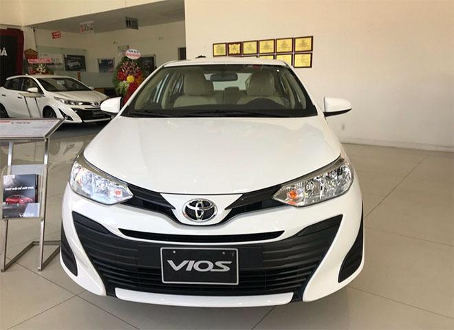 Bảng giá xe Toyota Vios 2019 lăn bánh - Toyota áp dụng nhiều ưu đãi cho khách hàng - 2