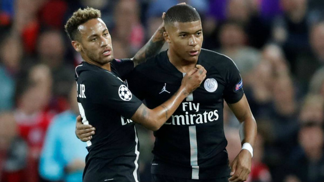 """Đại họa PSG, """"Ông trùm"""" bị sờ gáy: Chấn động Real ủ mưu cuỗm Mbappe - Neymar - 2"""