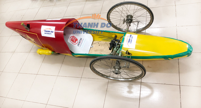 """Cuộc thi """"Lái xe sinh thái – Tiết kiệm nhiên liệu"""" cùng sinh viên Trường Đại học Thành Đô - 3"""