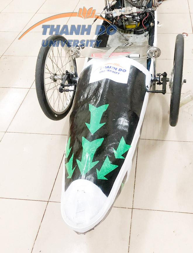 """Cuộc thi """"Lái xe sinh thái – Tiết kiệm nhiên liệu"""" cùng sinh viên Trường Đại học Thành Đô - 4"""