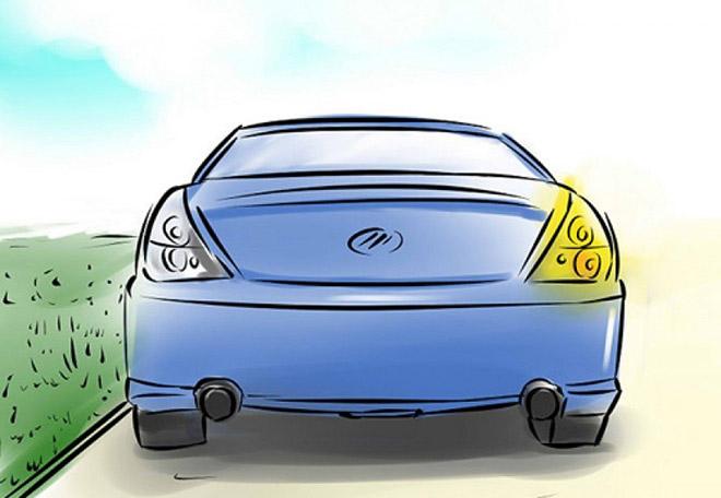 Tổng hợp những nguyên tắc lùi xe ô tô cánh tài xế cần nắm lòng khi di chuyển - 1