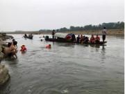 Thai phụ nhảy xuống hồ cứu con rồi cùng đuối nước thương tâm