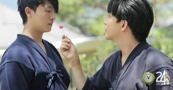 Sau tai nạn phải phẫu thuật mặt, tình cũ Hoàng Thùy Linh đóng phim yêu đồng giới?