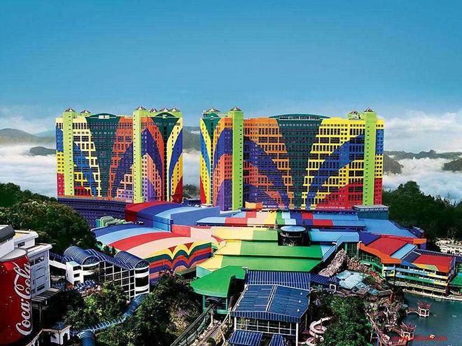 Việt Nam có tên trong Top 10 Khách sạn lớn nhất thế giới - 3