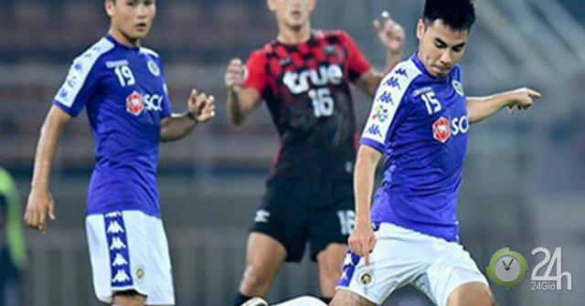 Hà Nội FC bất lực trên sân khách, thua sốc 2 trận:...