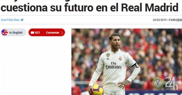 Real – Zidane sốc nặng: SAO sáng chưa tới, đại ca Ramos...