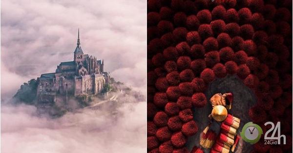 Việt Nam lọt top quốc gia có những bức ảnh đẹp nhất thế giới
