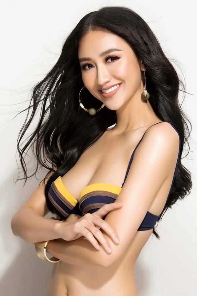 """""""Hoa hậu bolero Việt"""": Yêu cả những điểm xấu nhất trên cơ thể"""