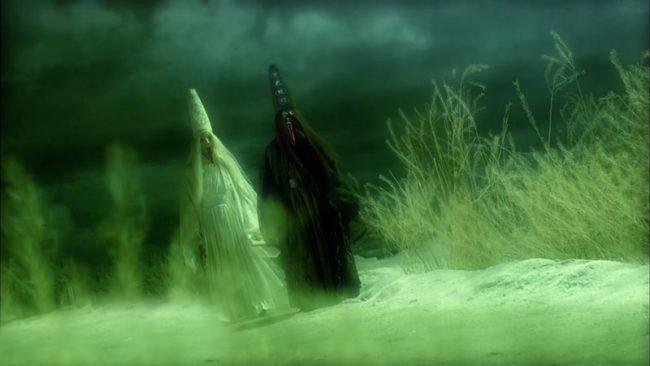 Tây Du Ký: Vì sao Hắc Bạch Vô Thường kéo được hồn Tôn Ngộ Không xuống âm phủ? - 3