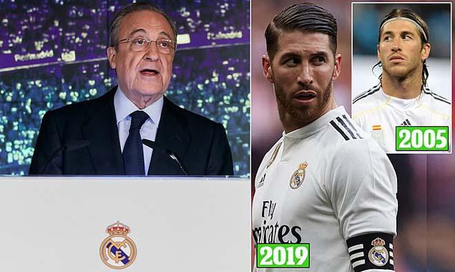 """""""Đại ca"""" Ramos muốn rời Real: MU khả năng lớn sẽ có siêu trung vệ miễn phí - 2"""