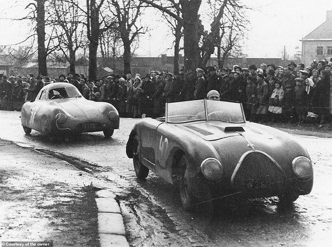 """Chiếc xe hơi cũ rích nhưng được giới siêu giàu """"thèm muốn"""" giá cả trăm tỷ đồng - 2"""