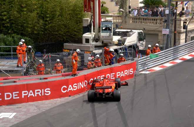 Đua xe F1, phân hạng Monaco GP: Hamilton trở lại đỉnh, Mercedes chạm kỷ lục - 2