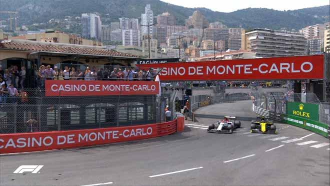 Đua xe F1, phân hạng Monaco GP: Hamilton trở lại đỉnh, Mercedes chạm kỷ lục - 3