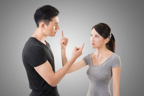Kết quả hình ảnh cho voợ chồng giận nhau
