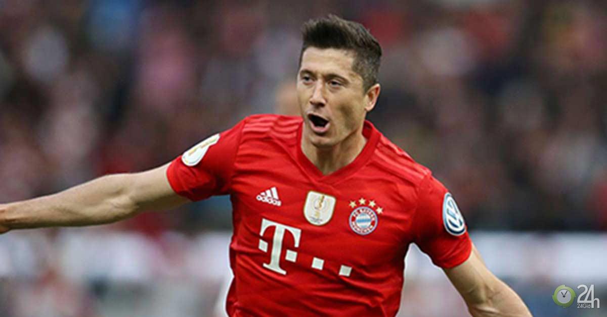 Leipzig - Bayern Munich: Người hùng cú đúp, siêu phẩm đánh đầu