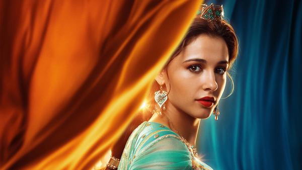 """Vẻ đẹp như kỳ quan của phụ nữ Trung Đông qua công chúa Jasmine của """"Aladdin"""" - 4"""