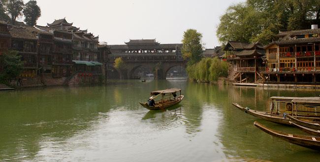 Phượng Hoàng cổ trấn - vẻ đẹp hàng trăm năm vẫn luôn quyến rũ du khách - 3