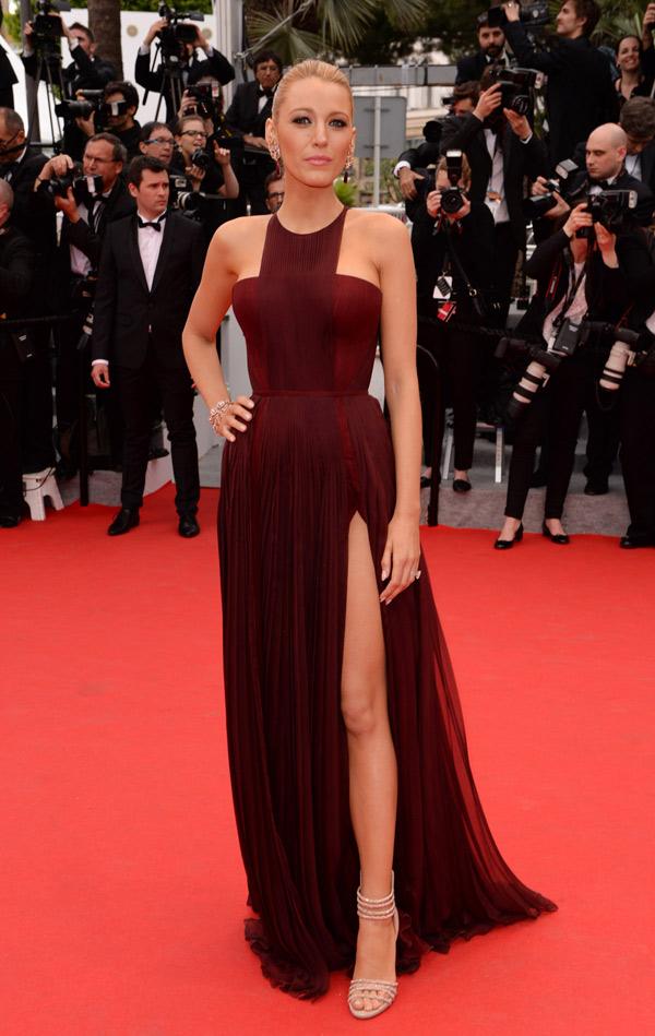 Những chiếc váy xẻ cao đẹp nhất lịch sử Cannes - 4