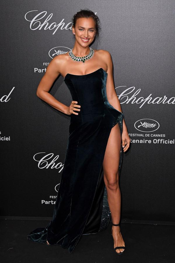 Những chiếc váy xẻ cao đẹp nhất lịch sử Cannes - 9