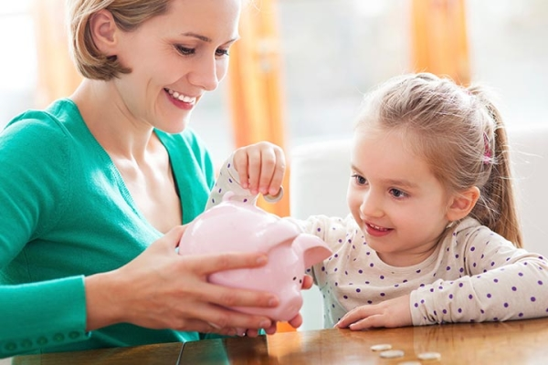 Những chiêu dạy trẻ hiểu biết về tiền một cách hiệu quả và thú vị nhất - 2
