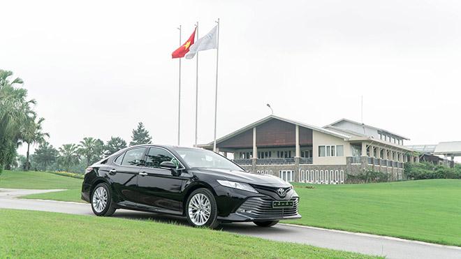 Bảng giá xe Toyota Camry 2019 lăn bánh - Hỗ trợ mua xe trả góp với mức lãi suất ưu đãi - 3