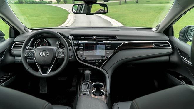 Bảng giá xe Toyota Camry 2019 lăn bánh - Hỗ trợ mua xe trả góp với mức lãi suất ưu đãi - 4