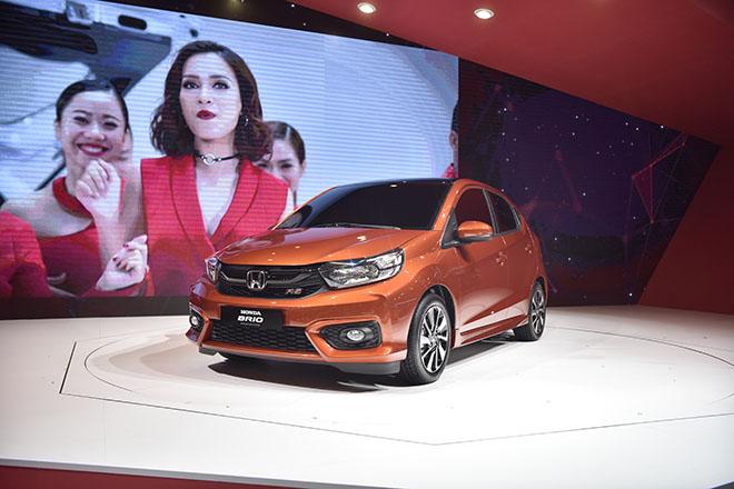 Honda Brio hoàn toàn mới ra mắt tại thị trường Việt Nam - 2
