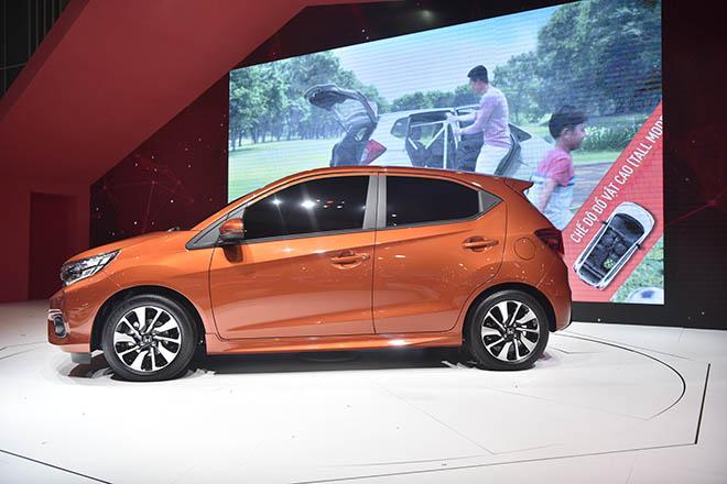 Honda Brio hoàn toàn mới ra mắt tại thị trường Việt Nam - 3