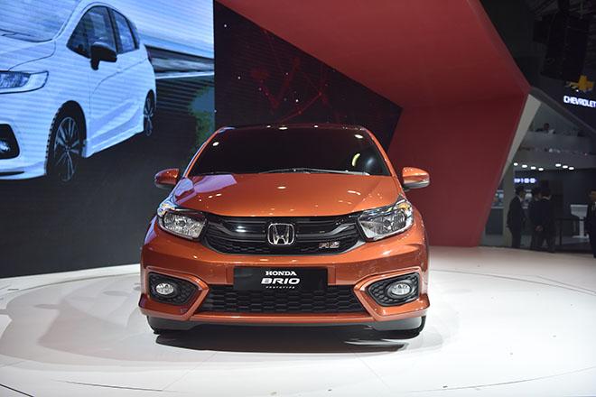 Honda Brio hoàn toàn mới ra mắt tại thị trường Việt Nam - 6