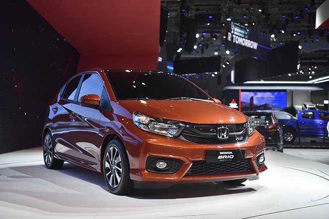 Honda Brio hoàn toàn mới ra mắt tại thị trường Việt Nam - 7