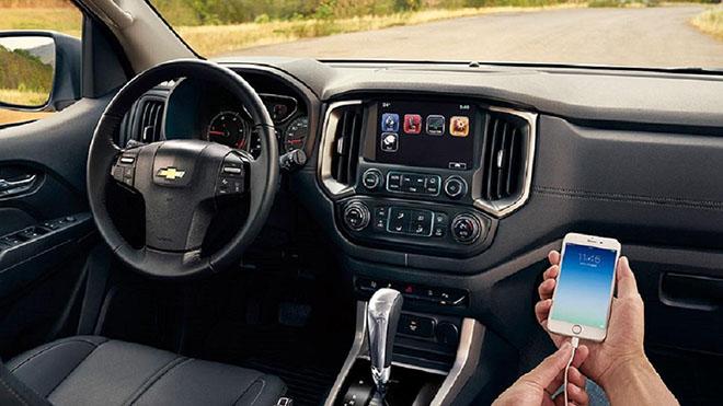 Chevrolet Trailblazer và Colorado, những cái tên vàng trong làng xe cùng phân khúc - 2