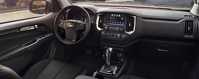 Chevrolet Trailblazer và Colorado, những cái tên vàng trong làng xe cùng phân khúc - 7