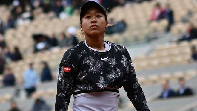 Roland Garros ngày 3: Osaka thoát hiểm kịch tính - 1