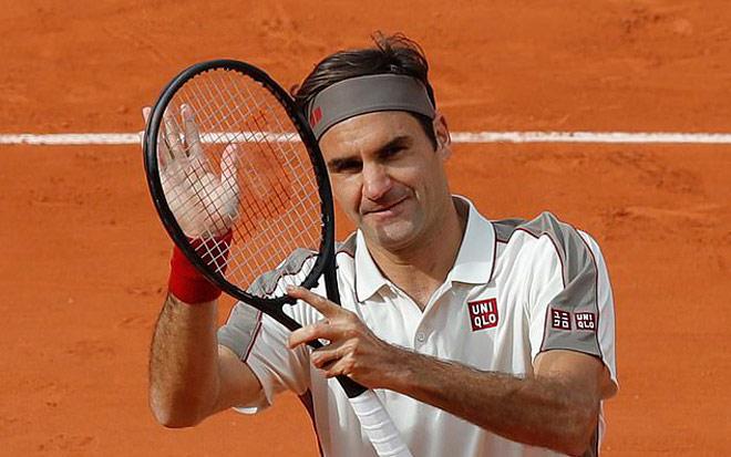 Federer - Otte: Liên tiếp trượt chân phút quan trọng - 1