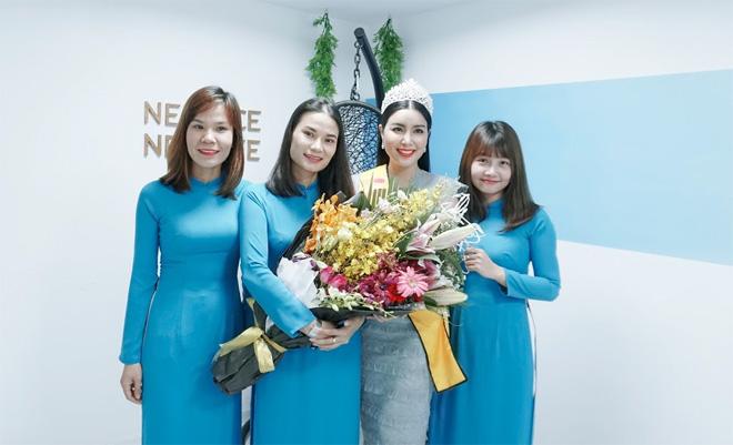 """Bác sĩ Thẩm mỹ NewFace kể chuyện """"tái tạo nhan sắc"""" cho Hoa hậu Băng Khuê - 3"""