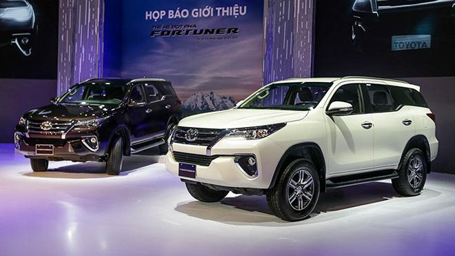 Toyota Fortuner sẽ được lắp ráp trong nước để tiếp tục thống trị phân khúc SUV? - 1