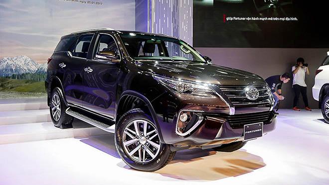 Toyota Fortuner sẽ được lắp ráp trong nước để tiếp tục thống trị phân khúc SUV? - 2