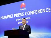 Toàn văn bài phát biểu đanh thép của sếp Huawei về lệnh cấm của Chính phủ Mỹ