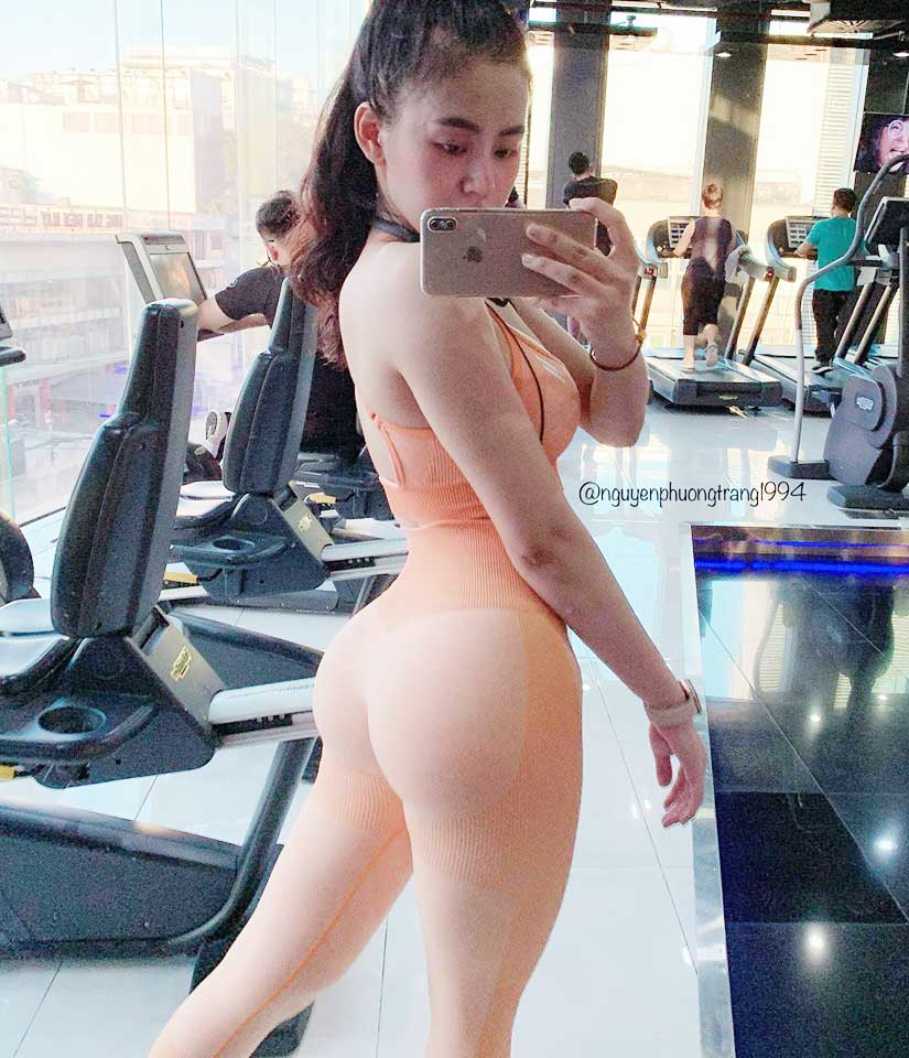 Cách tăng 11cm vòng 3 của hot girl phòng gym xinh nhất Phan Thiết - 7