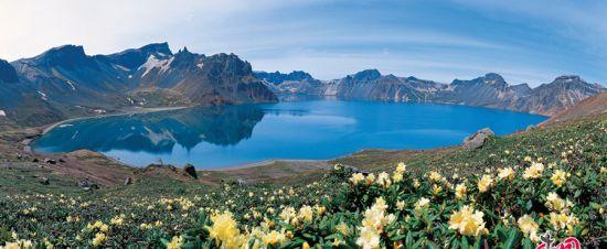 Không chỉ Trương Gia Giới, Cửu Trại Câu, Trung Quốc còn có dãy núi đẹp tuyệt vời này - 11