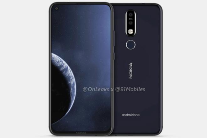 "Nokia 6.2 chuẩn bị xuất hiện, đe dọa Galaxy M giá ""mềm"" - 1"