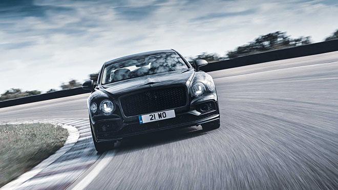 Bentley Flying Spur thế hệ thứ 3 sẽ chính thức ra mắt trong tháng 6 này - 1