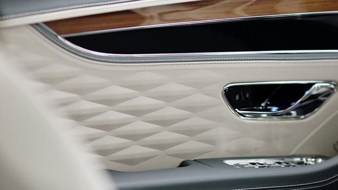 Bentley Flying Spur thế hệ thứ 3 sẽ chính thức ra mắt trong tháng 6 này - 3