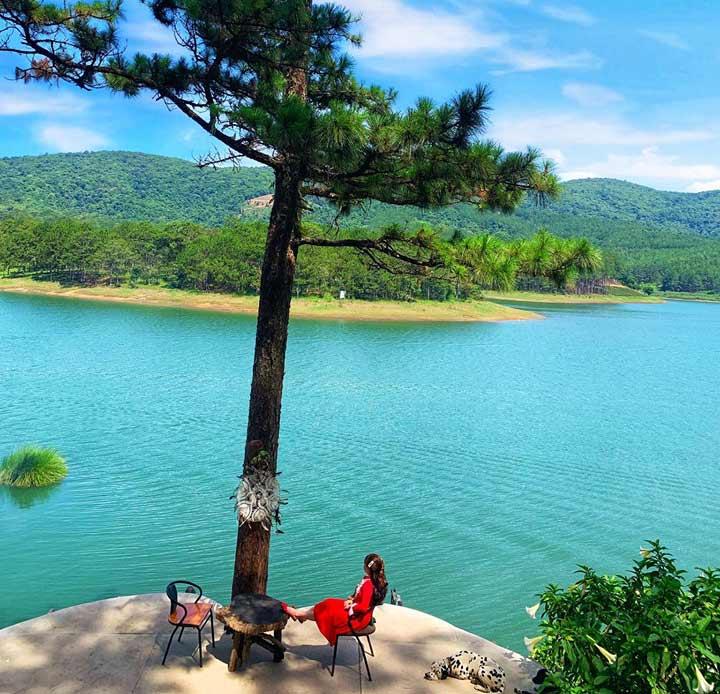 Happy Hill – 'Vườn cổ tích' nằm bên Hồ Tuyền Lâm - 1