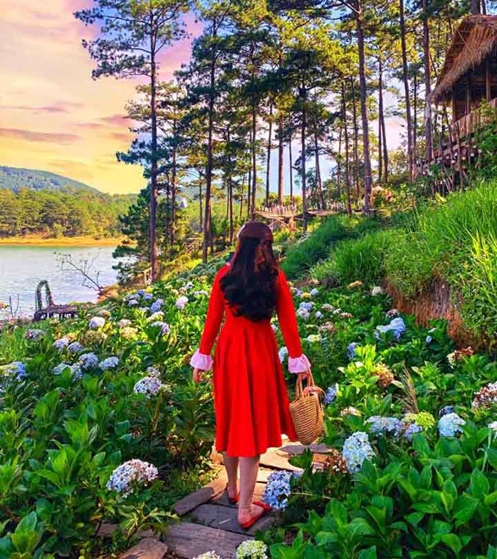 Happy Hill – 'Vườn cổ tích' nằm bên Hồ Tuyền Lâm - 3