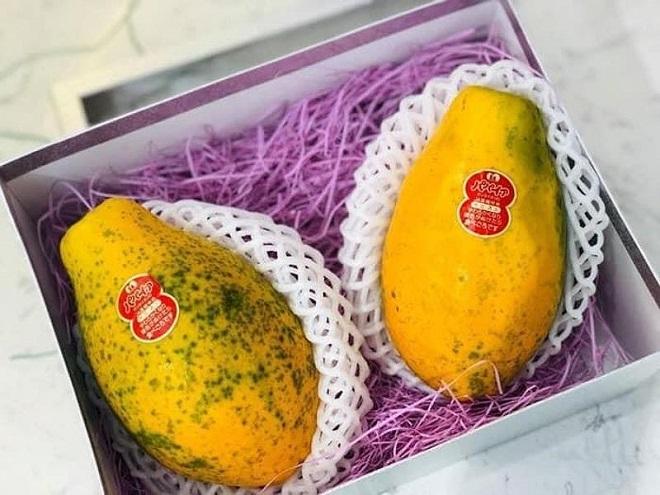 Những loại trái cây giá siêu đắt của Nhật bán tại Việt Nam - 2