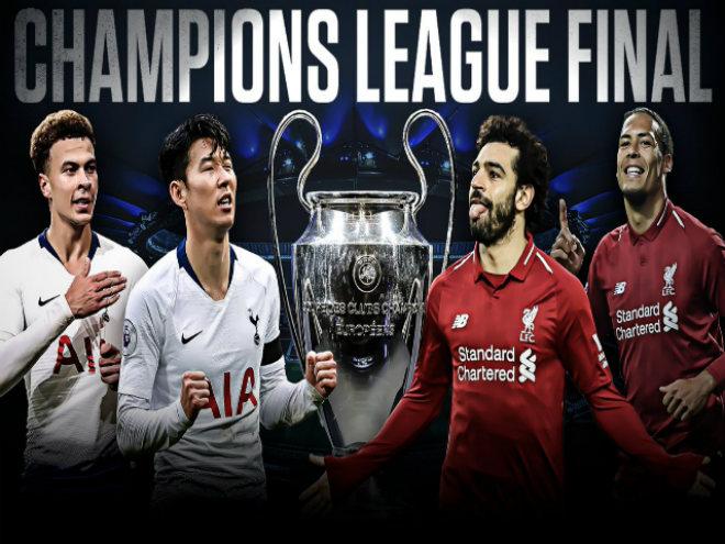 Liverpool - Tottenham đấu chung kết Cúp C1: Siêu máy tính dự đoán thế nào? - 1