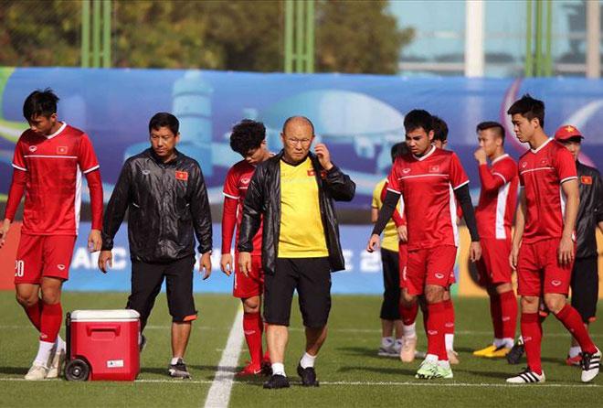 ĐT Việt Nam đấu Thái Lan: Thầy Park tiết lộ lý do gọi Văn Thanh, Trọng Hoàng - 3